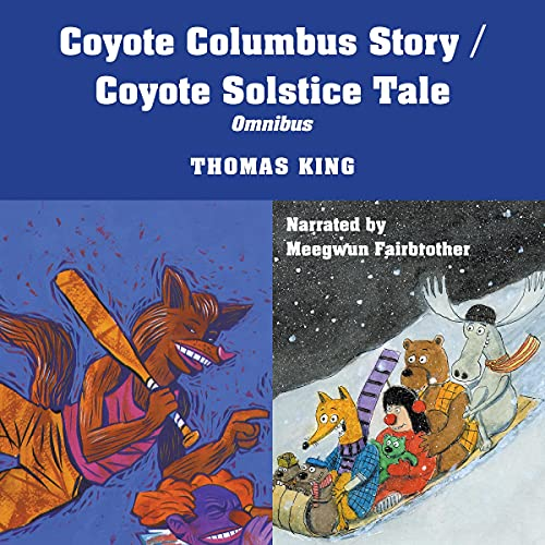 Coyote Columbus Story / Coyote Solstice cover art