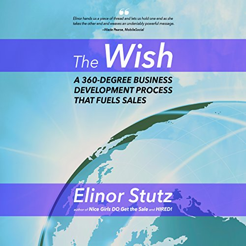 The Wish: A 360 Degree Business Development Process That Fuels Sales audiobook cover art