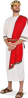Fritz Fries & Söhne GmbH & Co Disfraz de Hombre Romana Tiberio Antiguo Griego Disfraz Carnaval (XXL)