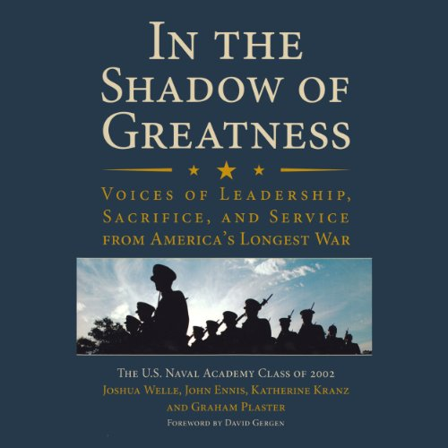 In the Shadow of Greatness audiobook cover art