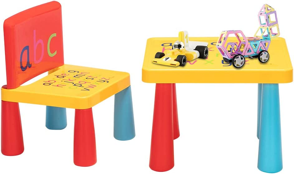 Kids Desk and Chair Max 75% OFF Set DIY Detachable Toddler Chairs sold out Table
