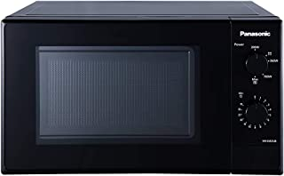 (Renewed) Panasonic 20 L Solo Microwave Oven (NN-SM25JBFDG,Black)