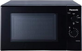 (Renewed) Panasonic 20 L Solo Microwave Oven (NN-SM25JBFDG,Black)