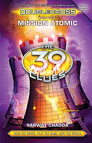 the 39 clues doublecross book 3 - 2