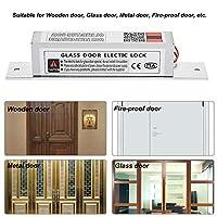 ドアアクセス制御キット、電動ほぞ穴ロック、時間遅延付き電動ほぞ穴ロックアクセス制御用の低温ボルトロックNCモード