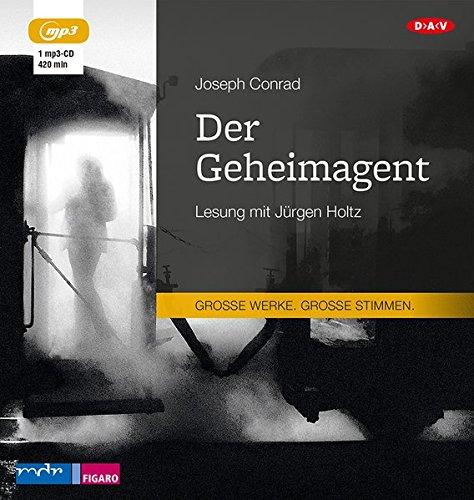 Der Geheimagent (1 mp3-CD)
