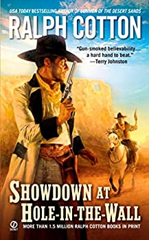 Mass Market Paperback Showdown at Hole-In-the -Wall (Ranger Sam Burrack) Book