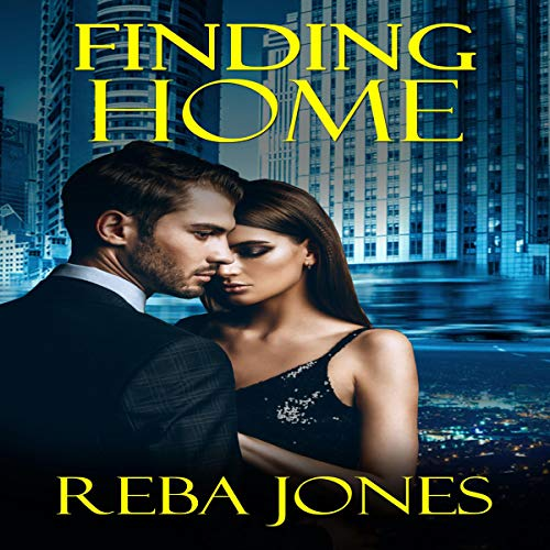 Finding Home audiobook cover art
