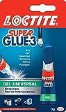 Loctite Super Glue-3 Gel Universal Tube 3 g