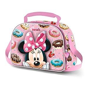 Minnie Mouse Yummy-Bolsa Portameriendas 3D