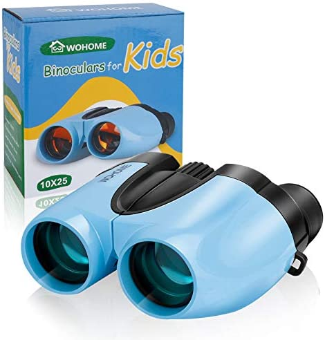 Binoculars for Kids 1000 Yards High Resolution 10x25 Compact Kids Binoculars for 3 15 Years product image