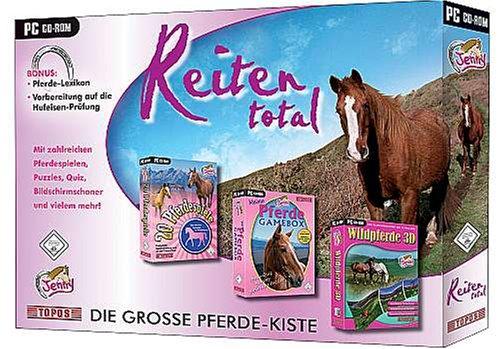 Reiten Total - Die große Pferde-Kiste