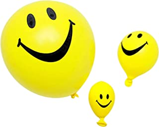 smiley face balloons uk
