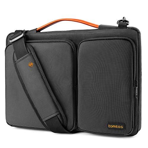 tomtoc Laptop Sleeve Shoulder Bag for 2018-2020 13-inch MacBook Air A1932 A2179 with Touch ID, 12.9'...