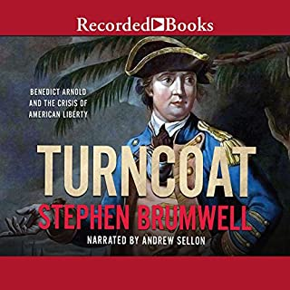 Turncoat audiobook cover art