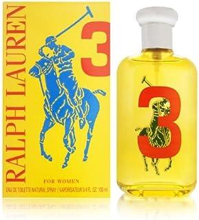 Big Pony 3 Yellow By Ralph Laurent For Women - Eau De Toilette, 50Ml