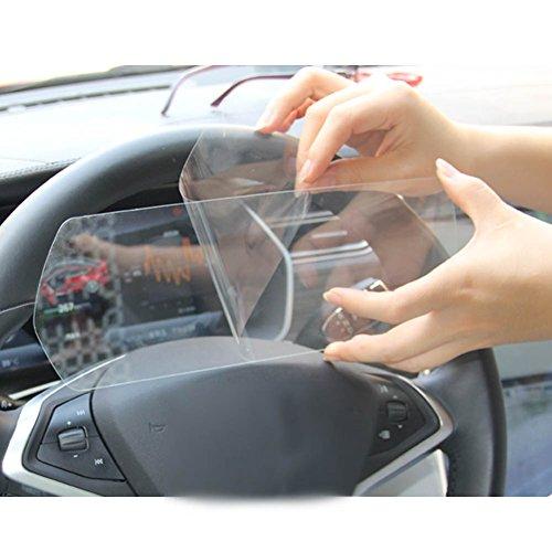Topfit Panel Displayschutzfolie Gehärtetes Glas für Model S und Model X