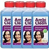 AmbiClean® Milchschaum-Reiniger für Kaffeevollautomat und Kaffeemaschine - Flüssig-Reiniger für Milchaufschäumer