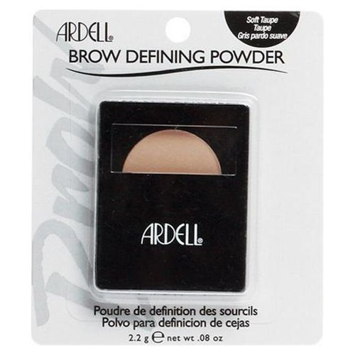 Ardell Brow Powder, Soft Taupe by Ardell