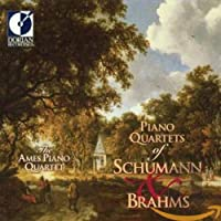 PIANO QUARTETS OF SCHUMANN AND BRAHMS