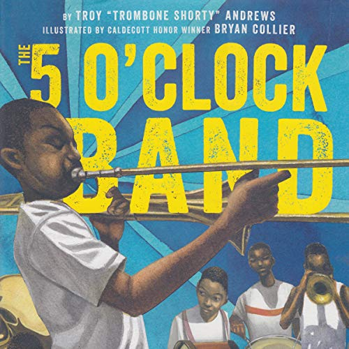5 O'Clock Band cover art