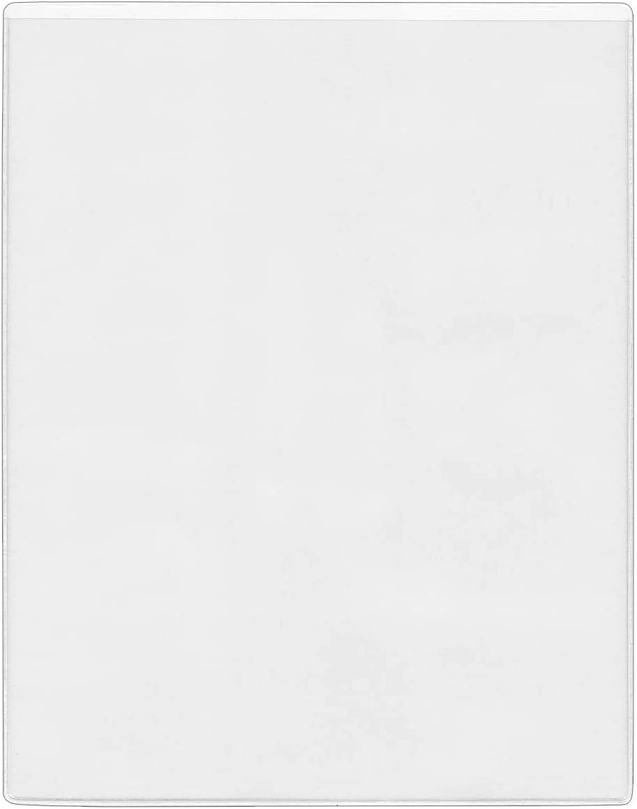 StoreSMART Outstanding Quality inspection Letter-Size Pockets - Peel The Open Stick Short on