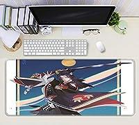 ゲーム用マウスパッドOnmyojiマウスパッドゲーム用マウスパッドアニメガジェットNotbookデスクマットオフィスパッドマウスゲームPCゲーマーマットBXL(30x80cm)