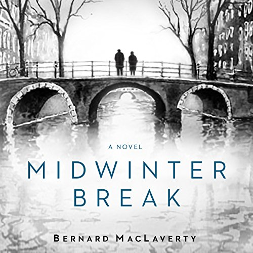 Midwinter Break audiobook cover art
