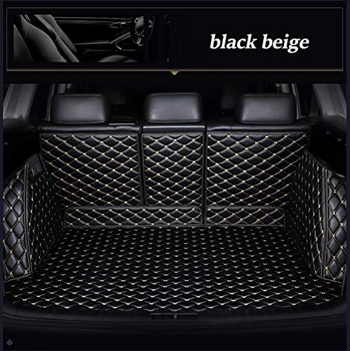 HCDSUSN Kofferraummatten, für Land Rover Discoverer 4 5 Discovery Sport Evoque Freelander Range Rover Sportwagen-Styling
