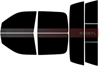 Rtint Window Tint Kit for Dodge Ram 1500 2500 3500 2009-2018 (4 Door) – Complete..