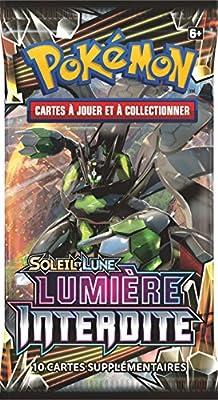 Pokemon Lune et Soleil 6 - Cartes à Collectionner - Lumière Interdite