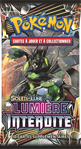 Pokemon Soleil & Lune Booster Soleil et Lune-Lumière Interdite, POSL602