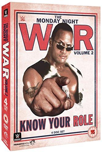 Wwe - The Monday Night War - Vol 2 (4 Dvd) [Edizione: Regno Unito] [Edizione: Regno Unito]