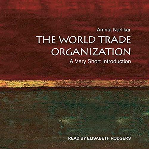 Couverture de The World Trade Organization