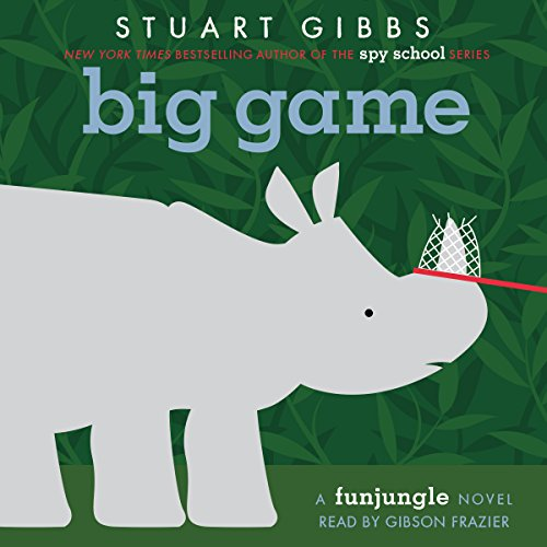 Big Game Audiobook By Stuart Gibbs cover art