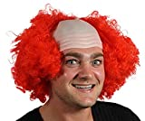 My Costume Wigs Men's It The Clown Wig (Red) One...