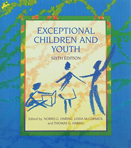 Exceptional Children and Youth (6th Edition)