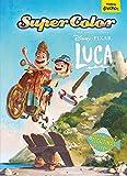 Luca. Supercolor: Libro para colorear con pegatinas (Disney. Luca)