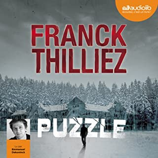 Puzzle audiobook cover art