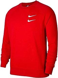 Nike Sportswear Swoosh Men's French Terry Crew Cj4871-657