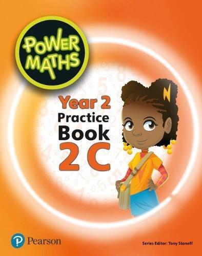 Power Maths Year 2 Pupil Practice Book 2C (Power Maths Print)
