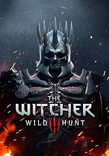 The Witcher 3 : WILD Hunt - U.S Video Game Poster - 43cm x 61cm / 17 Inches x 24 Inches A2 Xbox LA4