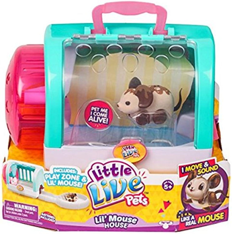 Little Live Pets Lil' Mouse House  Chok Bop