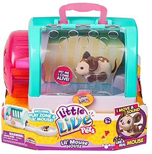Little Live Pets Lil' Mouse House - Chok Bop
