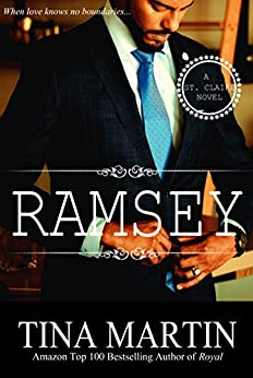 Ramsey (A St. Claire Novel Book 2) by [Tina Martin]