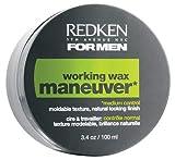 Redken - Styling Men Maneuver Working Wax - Linea Styling Men - 100ml