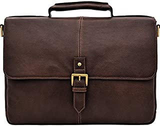 hidesign leather luggage