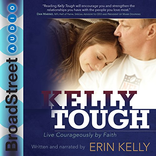 Kelly Tough audiobook cover art