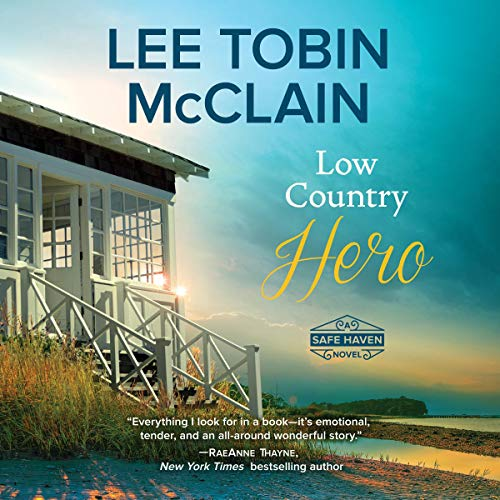 Low Country Hero audiobook cover art