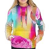 Hadley Hutton Spring Women's Comfort Pullover Graphics Hoodies Sweatshirt Hip-Hop Tops Hooded